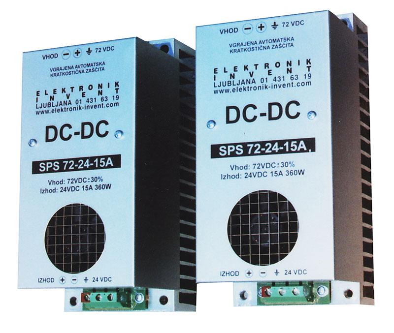 DC-DC pretvornik 15A